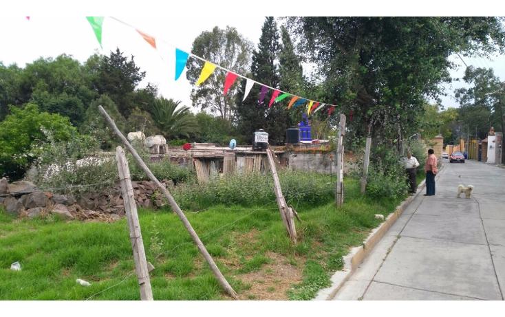 Foto de terreno habitacional en venta en  , san mart?n, tepotzotl?n, m?xico, 1119011 No. 06