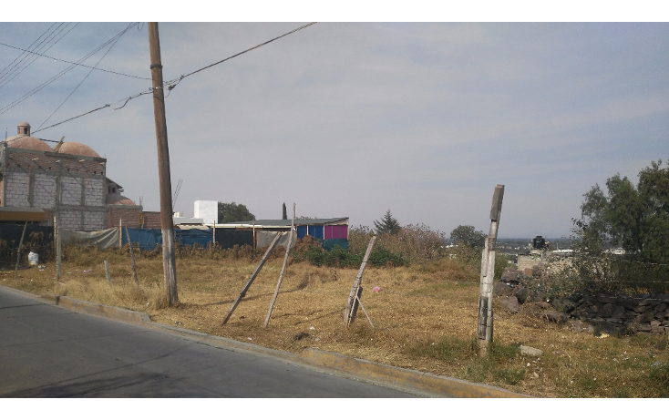Foto de terreno habitacional en venta en  , san mart?n, tepotzotl?n, m?xico, 1119011 No. 12