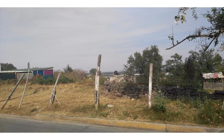 Foto de terreno habitacional en venta en  , san mart?n, tepotzotl?n, m?xico, 1119011 No. 13