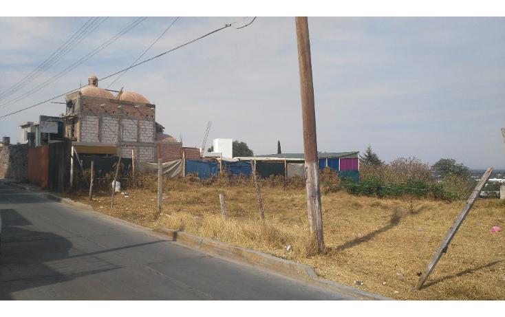 Foto de terreno habitacional en venta en  , san martín, tepotzotlán, méxico, 1119011 No. 14