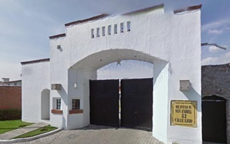 Foto de casa en venta en  , san martín, tepotzotlán, méxico, 1631624 No. 01