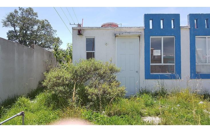 Foto de casa en venta en  , san martín toltepec, toluca, méxico, 1119443 No. 01
