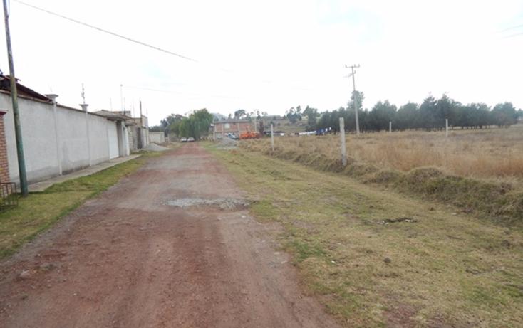 Foto de terreno habitacional en venta en  , san mart?n toltepec, toluca, m?xico, 1228421 No. 05