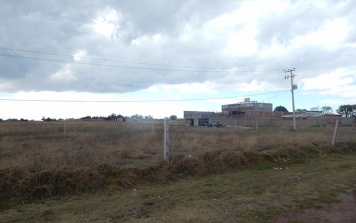 Foto de terreno habitacional en venta en  , san mart?n toltepec, toluca, m?xico, 1228421 No. 06