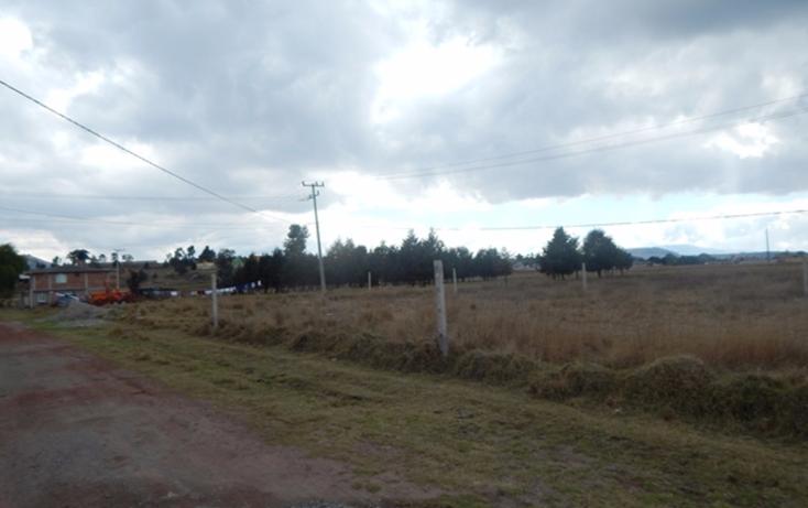 Foto de terreno habitacional en venta en  , san mart?n toltepec, toluca, m?xico, 1228421 No. 09