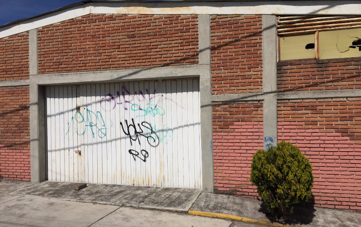 Foto de nave industrial en renta en  , san martín toltepec, toluca, méxico, 1557480 No. 01