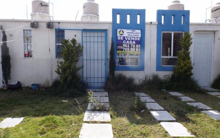 Foto de casa en venta en  , san mart?n toltepec, toluca, m?xico, 1578676 No. 01