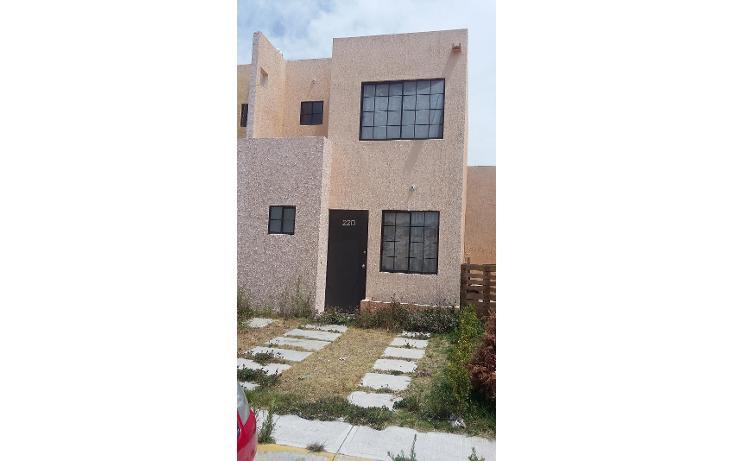 Foto de casa en venta en  , san martín toltepec, toluca, méxico, 1926691 No. 01