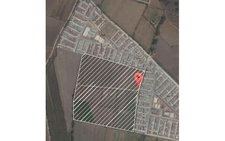 Foto de terreno habitacional en venta en  , san martín toltepec, toluca, méxico, 1971998 No. 01