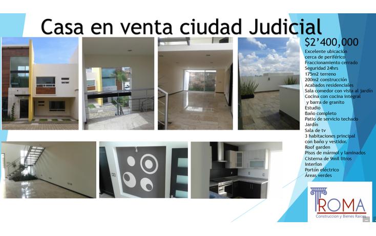 Foto de casa en venta en  , san martinito, san andr?s cholula, puebla, 1452251 No. 29