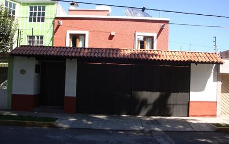 Foto de casa en venta en  , san mateo atenco centro, san mateo atenco, méxico, 1069005 No. 01