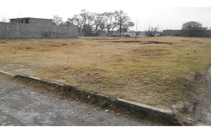 Foto de terreno habitacional en venta en  , san mateo atenco centro, san mateo atenco, méxico, 1723052 No. 01