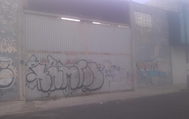 Foto de nave industrial en venta en  , san mateo, azcapotzalco, distrito federal, 1733988 No. 01