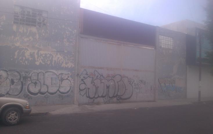 Foto de nave industrial en venta en  , san mateo, azcapotzalco, distrito federal, 1733988 No. 02