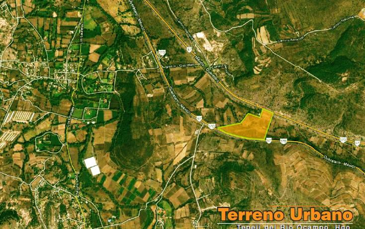 Foto de terreno comercial en venta en  , san mateo buenavista, tepeji del río de ocampo, hidalgo, 1114863 No. 02