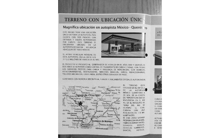 Foto de terreno comercial en venta en  , san mateo buenavista, tepeji del río de ocampo, hidalgo, 1114863 No. 08