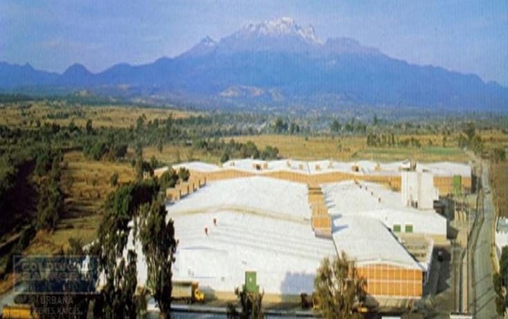 Foto de nave industrial en renta en  , san mateo capultitlán, huejotzingo, puebla, 1940894 No. 01