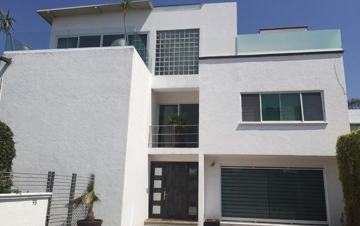 Foto de casa en venta en  , san mateo, corregidora, quer?taro, 2020491 No. 01
