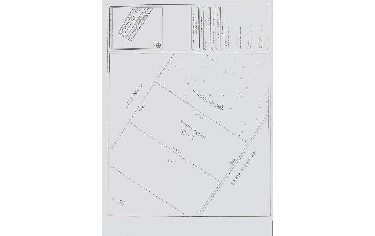 Foto de terreno habitacional en venta en  , san mateo cuanala, juan c. bonilla, puebla, 1417337 No. 02