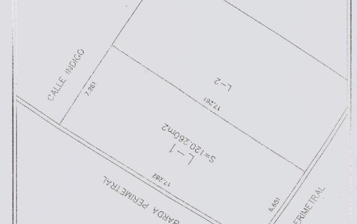 Foto de terreno habitacional en venta en, san mateo cuanala, juan c bonilla, puebla, 1417359 no 02