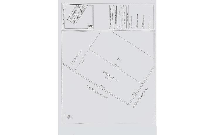Foto de terreno habitacional en venta en  , san mateo cuanala, juan c. bonilla, puebla, 1417359 No. 02