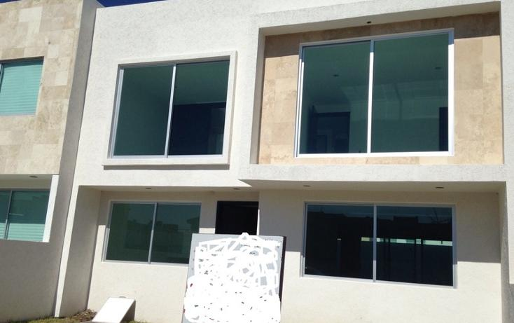 Foto de casa en venta en  , san mateo cuanala, juan c. bonilla, puebla, 1626415 No. 01