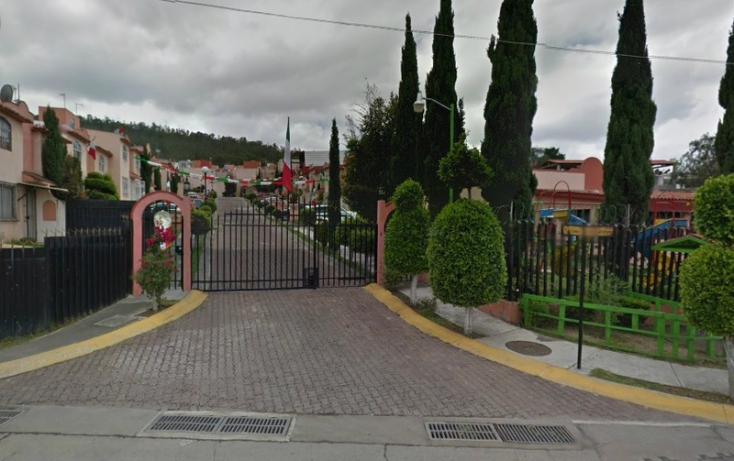 Foto de casa en venta en, san mateo cuautepec, tultitlán, estado de méxico, 706589 no 01