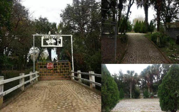 Foto de rancho en venta en san mateo, ex hacienda el rosario, juárez, nuevo león, 1341123 no 01