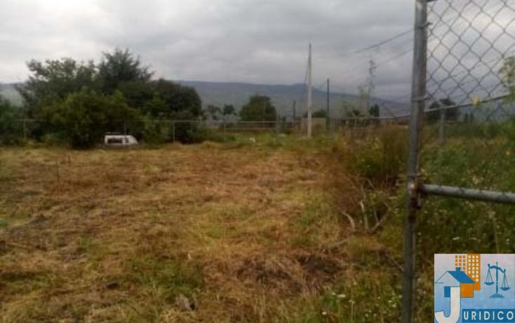 Foto de terreno habitacional en venta en  , san mateo huitzilzingo, chalco, méxico, 1593739 No. 03