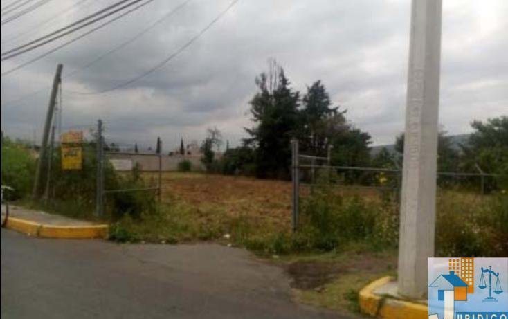 Foto de terreno habitacional en venta en  , san mateo huitzilzingo, chalco, méxico, 1593739 No. 04
