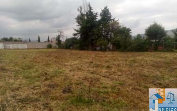 Foto de terreno habitacional en venta en  , san mateo huitzilzingo, chalco, méxico, 1593739 No. 06