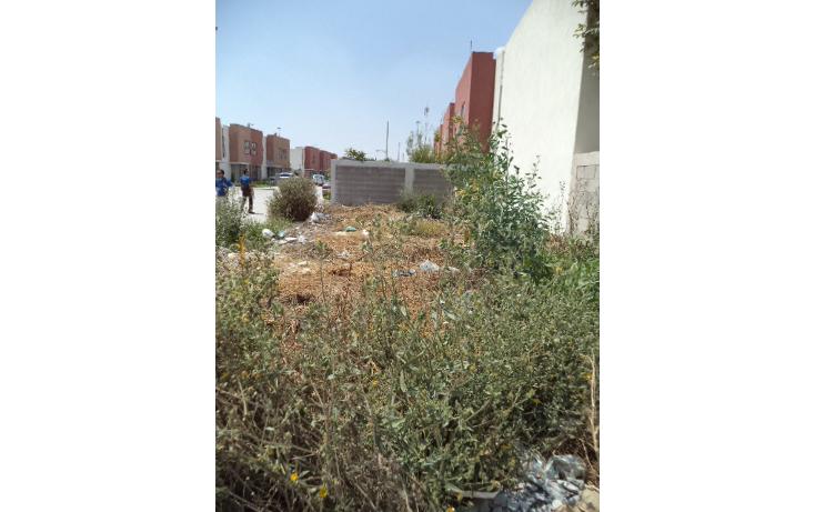 Foto de terreno habitacional en venta en  , san mateo ixtacalco, cuautitl?n, m?xico, 1274347 No. 01