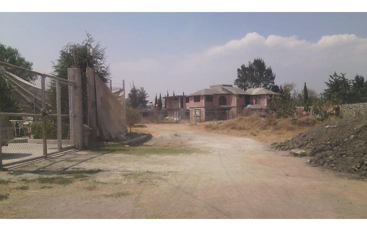 Foto de terreno habitacional en venta en  , san mateo ixtacalco fracción la capilla, cuautitlán izcalli, méxico, 1720854 No. 01