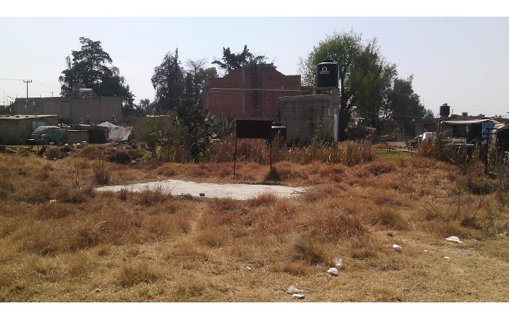 Foto de terreno habitacional en venta en  , san mateo ixtacalco fracción la capilla, cuautitlán izcalli, méxico, 1720854 No. 02