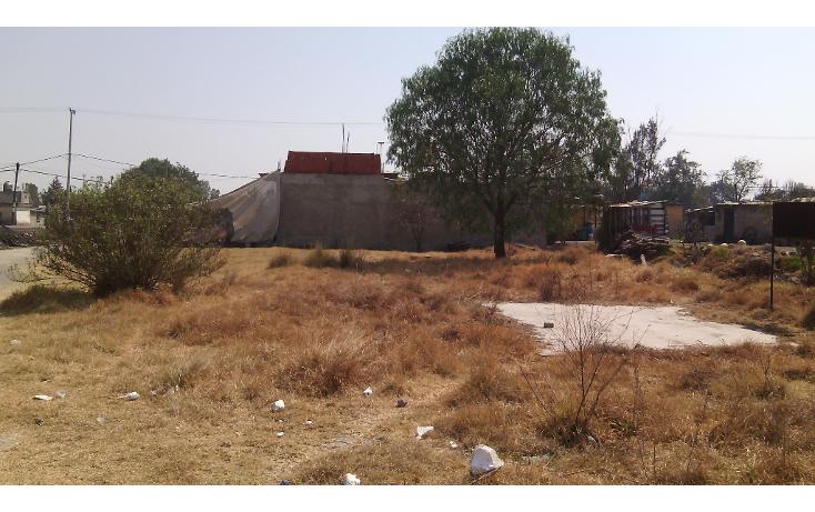 Foto de terreno habitacional en venta en  , san mateo ixtacalco fracción la capilla, cuautitlán izcalli, méxico, 1720854 No. 03