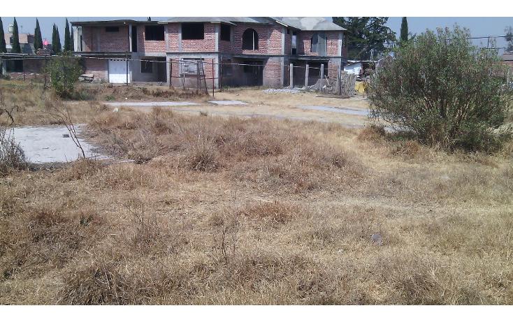 Foto de terreno habitacional en venta en  , san mateo ixtacalco fracción la capilla, cuautitlán izcalli, méxico, 1720854 No. 04