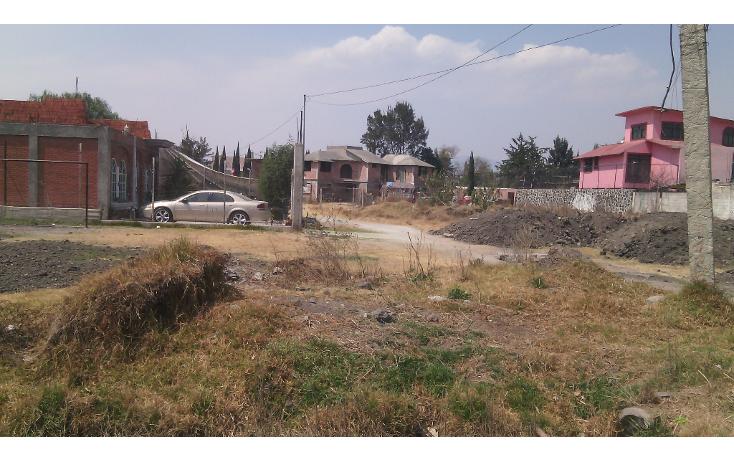 Foto de terreno habitacional en venta en  , san mateo ixtacalco fracción la capilla, cuautitlán izcalli, méxico, 1720854 No. 05
