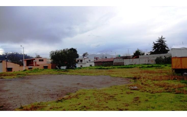 Foto de terreno comercial en venta en  , san mateo, metepec, m?xico, 1247217 No. 01