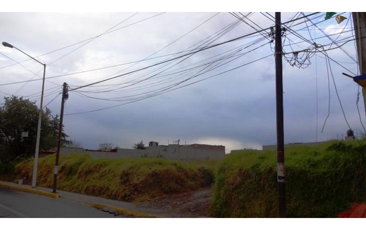 Foto de terreno comercial en venta en  , san mateo, metepec, m?xico, 1247217 No. 03