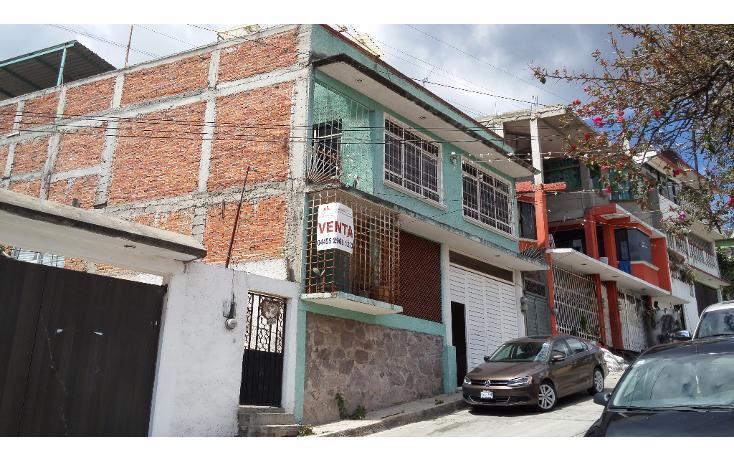 Foto de casa en venta en  , san mateo nopala, naucalpan de juárez, méxico, 1666400 No. 01