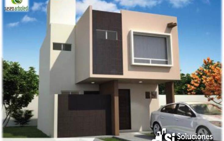 Foto de casa en venta en  , san mateo otzacatipan, toluca, méxico, 1009287 No. 02