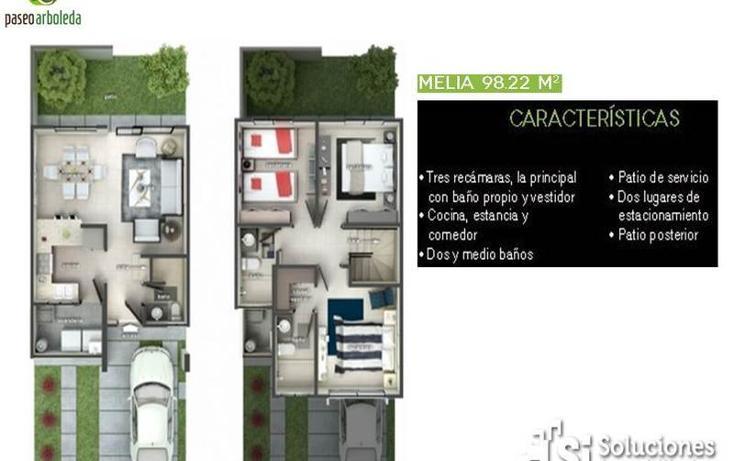 Foto de casa en venta en  , san mateo otzacatipan, toluca, méxico, 1009287 No. 03