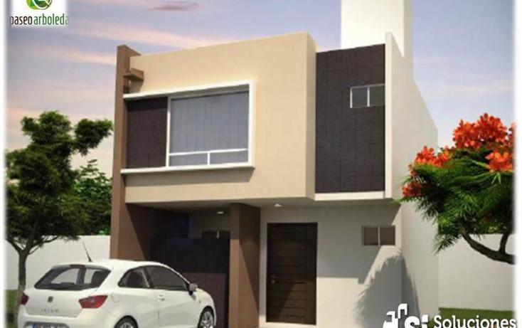 Foto de casa en venta en  , san mateo otzacatipan, toluca, méxico, 1009335 No. 02