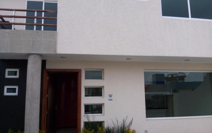 Foto de casa en venta en  , san mateo otzacatipan, toluca, méxico, 1258597 No. 01