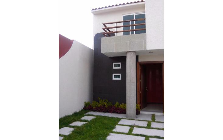 Foto de casa en venta en  , san mateo otzacatipan, toluca, méxico, 1258597 No. 02