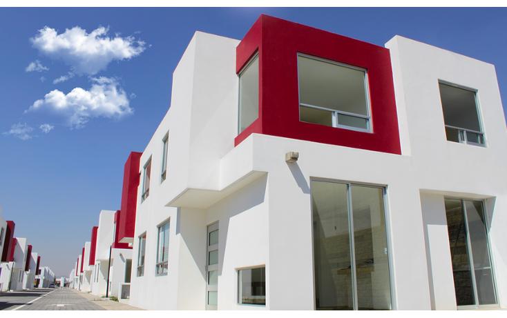 Foto de casa en venta en  , san mateo otzacatipan, toluca, méxico, 1264613 No. 01