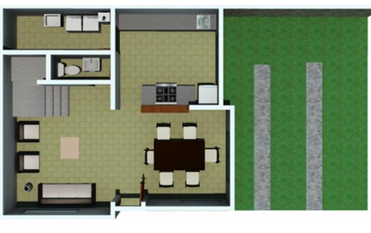 Foto de casa en venta en  , san mateo otzacatipan, toluca, méxico, 1264613 No. 08