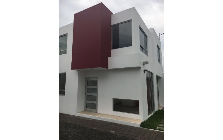 Foto de casa en venta en  , san mateo otzacatipan, toluca, méxico, 1974032 No. 01