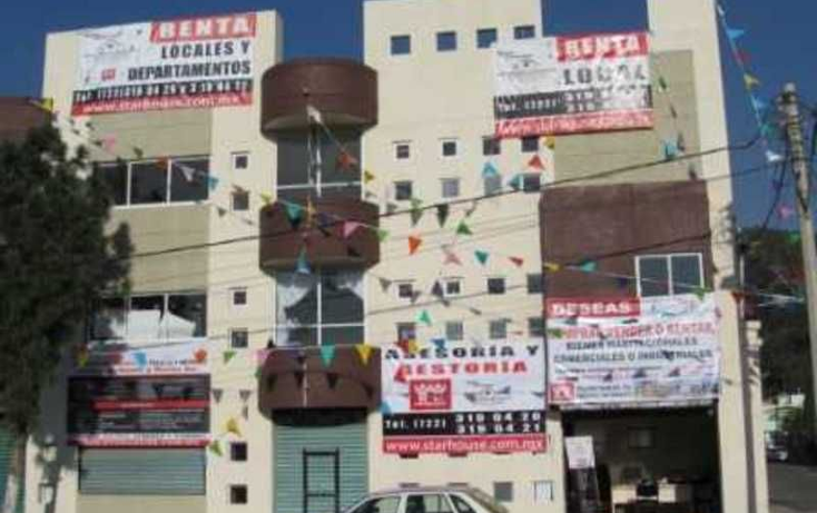 Foto de local en renta en  , san mateo oxtotitlán, toluca, méxico, 1098221 No. 01
