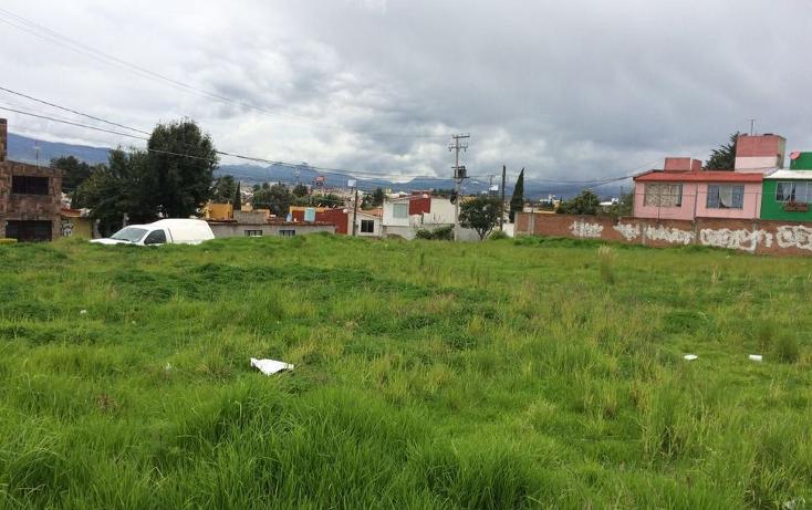Foto de terreno habitacional en venta en  , san mateo oxtotitlán, toluca, méxico, 1358777 No. 04